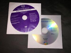 Dell Latitude E5420m E5430 E5440 E5500 E5510 E5520 Resource DVD Pack