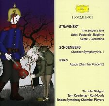 Boston Symphony Cham - Stravinsky: Soldiers Tale / Schoenberg: Chamber [New CD]