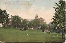 State Reformatory School Meriden Ct Postcard
