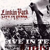 LINKIN PARK Live In Texas CD/DVD BRAND NEW NTSC Region All