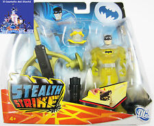 Batman The Brave and Bold Stealth Strike Batman Arciere X1261 - By Mattel Dc