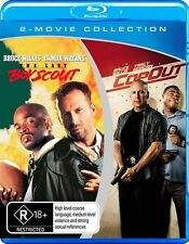 *New Sealed* The Last Boy Scout/Cop Out (Blu-ray 2-Disc Set) Bruce Willis DOUBLE