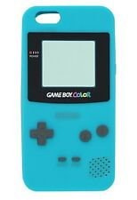 Nintendo Gameboy Color Molded Silicone iPhone 6/6S Case Gift New In Package!