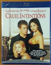 Cruel Intentions (Blu-ray, 2007) NEW SEALED FREE POSTAGE