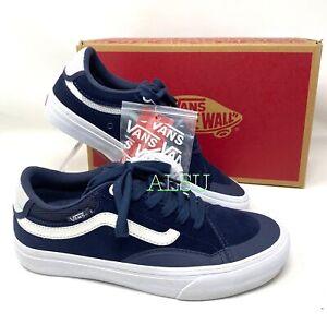 VANS Tnt Advanced Prot Parisian Night Blue Women's Size Sneakers VN0A3TJXJDU