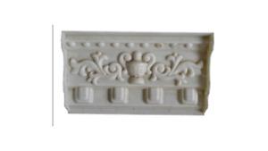 Gießform Betonform Schalungsform Abform Mauerornament Relief Roman Column