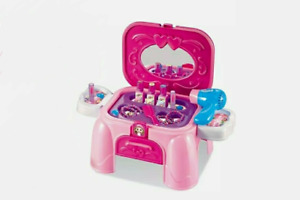 Perfect Christmas Gift- Beauty and dressing desk play set for girls-