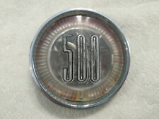 EMBLEM OEM NAMEPLATE 500 PLYMOUTH DODGE CORONET CHARGER MOPAR