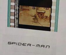 Spider-Man (2002) Movie Authentic Film 5-Cells Strip GREEN GOBLIN