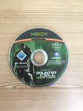 Tom Clancy's Splinter Cell Chaos Theory for Microsoft Xbox *Disc Only*