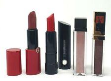Lipstick Genuine Collection YSL, Jouer, Giorgio Armani, Bare Minerals