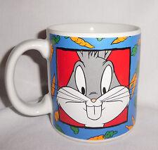 Bugs Bunny Coffee Mug Cup Sakura 1993 Warner Bros New Looney Tunes Vtg