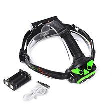 Headlamp XM-L2 LED USB 18650 AA ZOOM Headlight HeadLamp Light Flashlight Torch O