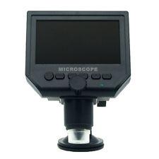G600 Portátil Lcd Digital microscopio 1-600x AUMENTOS Video Cámara lupa