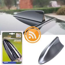 Brookstone Replacement Styling Antenna Aerodynamic Stick-On Adhesive Fin For BMW