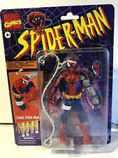 "Hasbro Marvel Legends 6"" Cyborg Spider-Man Action Figure BRAND NEW COLLECTIBLE"
