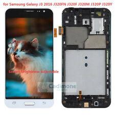 Per Samsung Galaxy J3 2016 J320F SM-J320FN LCD Display Touch Screen White H2IT