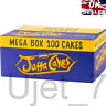 100 Biscuits Mcvities Orange Jaffa Cake Case Packed in 10 Boxes Chocolate Kids