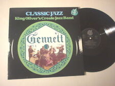 3144) LP - Classic Jazz - King Oliver´s Creole Jazz Band -