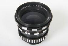 Enna Lithagon 35mm f3.5 lens - Exakta Mount
