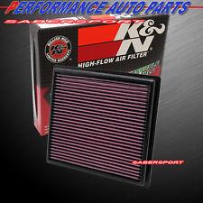 """""""IN STOCK"""" K&N 33-2443 HI-FLOW AIR INTAKE FILTER 12-15 CAMRY V6 SIENNA RX350"""