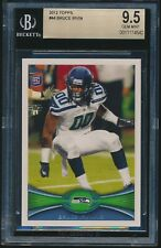 2012 Topps rookie #44 Bruce Irvin rc BGS 9.5