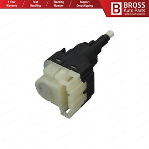 Bross BDP614 Brake Light Pedal Switch Black 1K2945511 for VW Audi Skoda Seat
