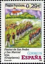 [CF4292] España 2006, Serie Fiestas de San Pedro y San Marcial (MNH)