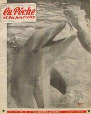 La Pêche et les Poissons n°169 - 1959 - Brochet - Truite au vif - Le Gardon -