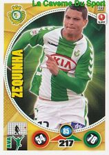 322 ZEQUINHA PORTUGAL FC.VITORIA DE SETUBAL CARD ADRENALYN LIGA 2015 PANINI