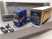 Actros LH  Brucherseifer Transport + Logistik  57537 Wissen Megaliner Exclusiv