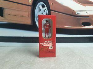 MINICHAMPS /F1 - FERRARI DRIVER - M. SCHUMACHER - 1/43 SCALE FIGURE - 510 343601
