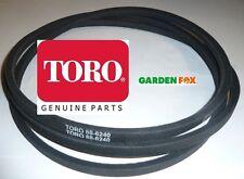 Genuine Toro Transmission BELT 88-6240 419