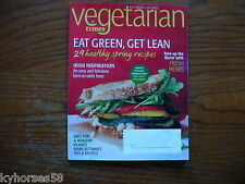 Vegetarian Times Magazine April/May 2013