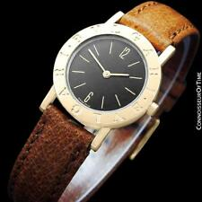 BVLGARI BVLGARI (Bulgari) Ladies Quartz Watch, BB 26 GL - 18K Gold