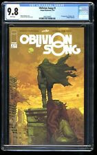 Oblivion Song #1 CGC NM/M 9.8 White Pages