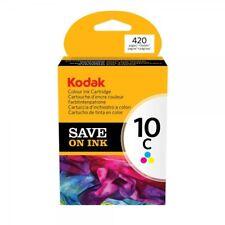 Kodak 10 Tri Couleurs Cartouche d'encre d'origine (3949930) ESP 3, 5, 7, 9 6150