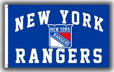 New York Rangers Hockey Memorable Flag 90x150cm 3x5ft Fan Souvenirs best banner