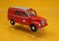 Busch MCZ 03 249 IFA Framo Barkas V901 2 Feuerwehr Kleinlöschfahrzeug Buna 1 87
