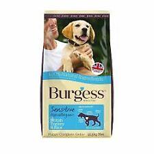 Burgess Sensitive Puppy Turkey & Rice - 12.5k - 351755