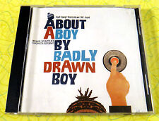About A Boy - Badly Drawn Boy ~ Music CD ~ Rare Promo ~ Movie Soundtrack