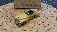 BUBY Collectors Classics C1-6PC - LINCOLN Continental 1946-48 Pace Car 1:43