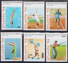 PP13 - BENIN STAMPS 1996 OLYMPICS ATLANTA USA MNH