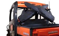 Kubota RTV-X900 X1140 X1120D X1100C 900XT Armory X-Rack & 2 Gun Adjustable Cases