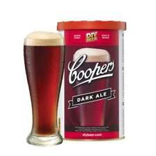 Coopers Home Brew Beer Refill Kit Ingredient Makes 40 Pints - DARK ALE