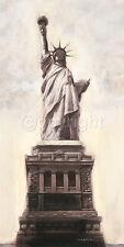 Talantbek Chekirov: Statue of Liberty, N.Y.C Fertig-Bild 50x100 New York