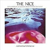 The Nice - Autumn 1967/Spring 1968 CD (2009) Keith Emerson,Lee Jackson....