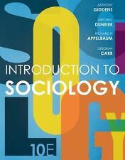 Introduction to Sociology by Giddens, Duneier, Appelbaum, & Carr