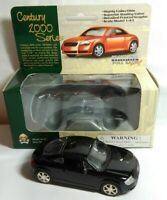 HIGH SPEED CENTURY 2000 SERIES 1:43 SCALE DIECAST AUDI TT - BLACK - HP9709W