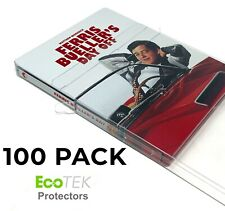 100 Pack Steelbook Protector Slipcover Sleeve Protective Cases